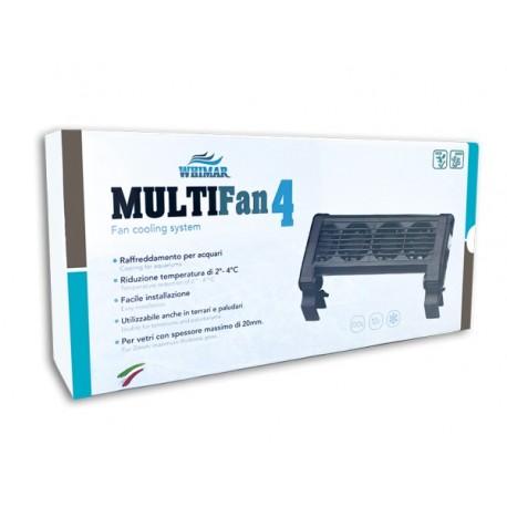 Whimar - MultiFan 2 - ventola di raffreddamento fino a 80 litri